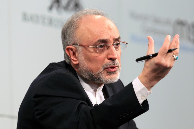 Али Акбар Салехи, руководитель иранской Организации по атомной энергии