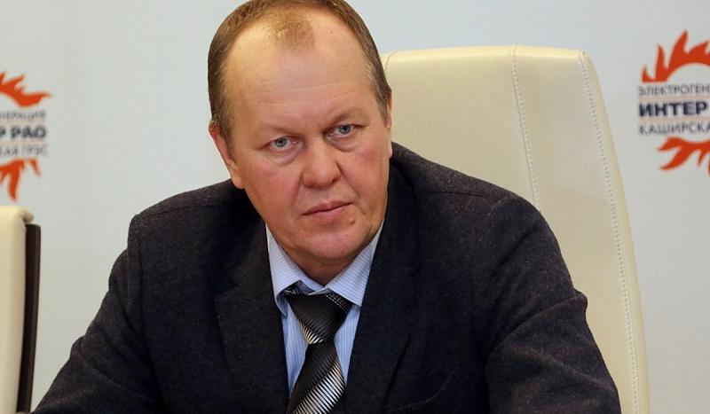 Олег Савельев, новый директор Черепетской ГРЭС