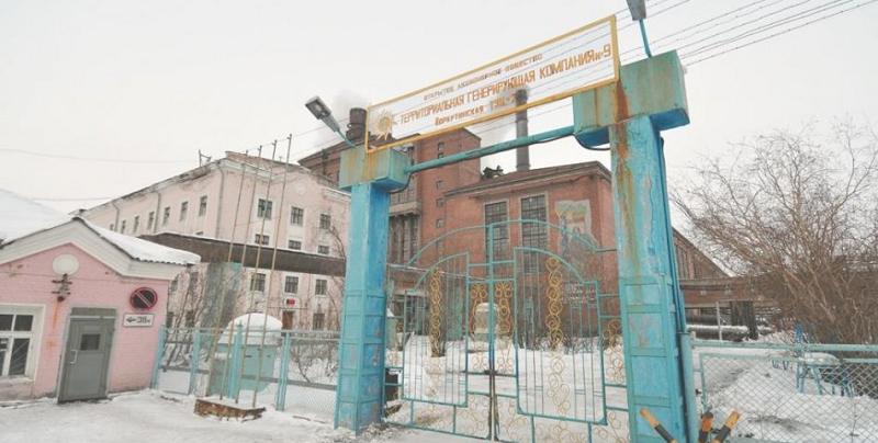 Воркутинская ТЭЦ-2