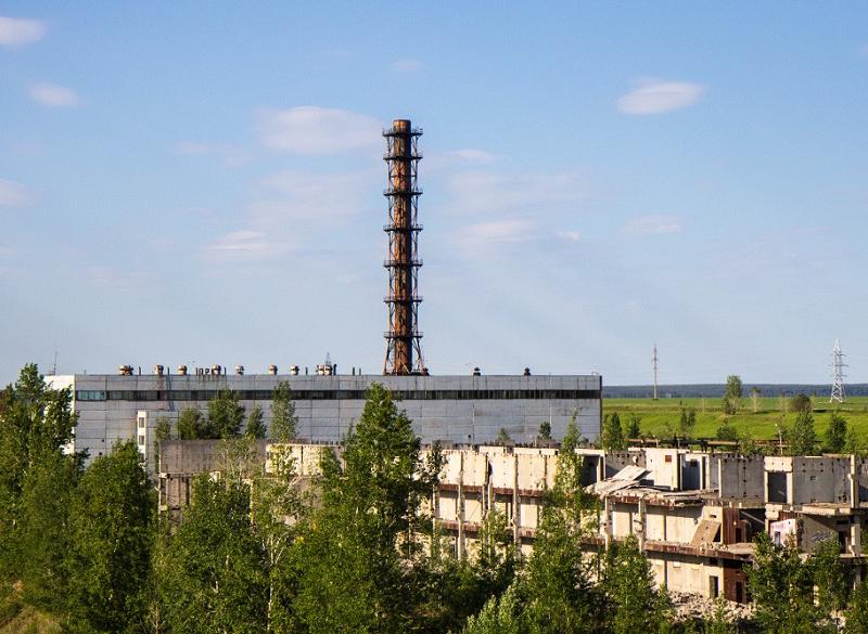Недостроенная Татарская АЭС