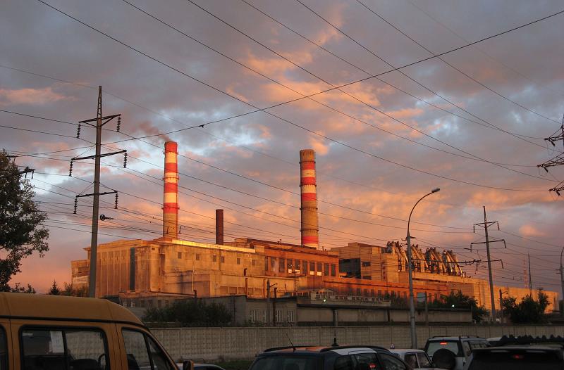 Новосибирская ТЭЦ-2