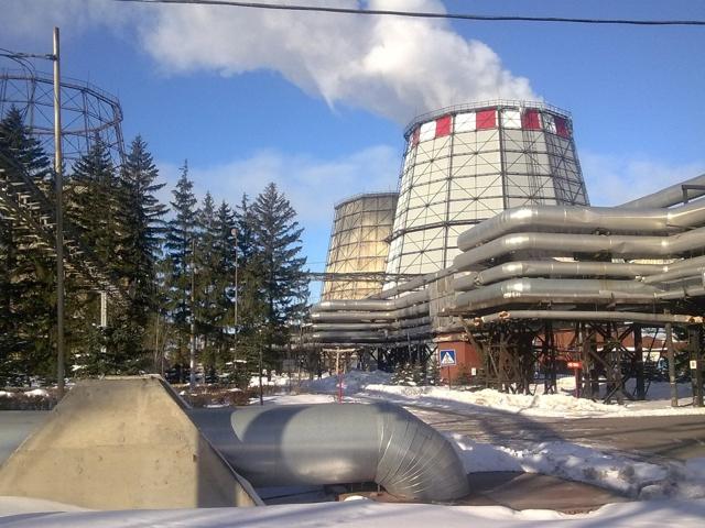 Омская ТЭЦ-3