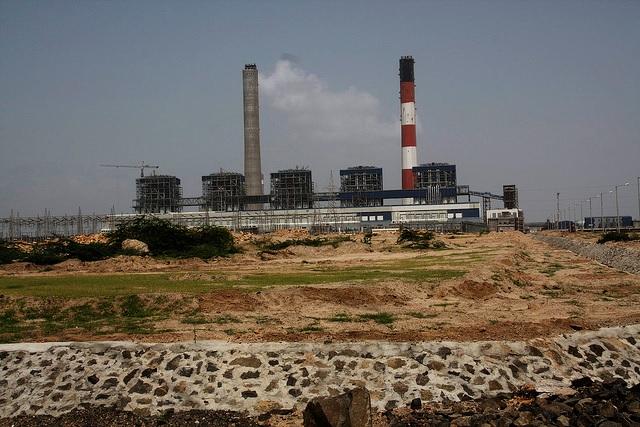 ТЭС в Индии