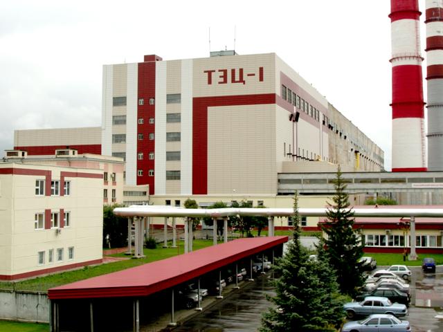Тюменская ТЭЦ-1