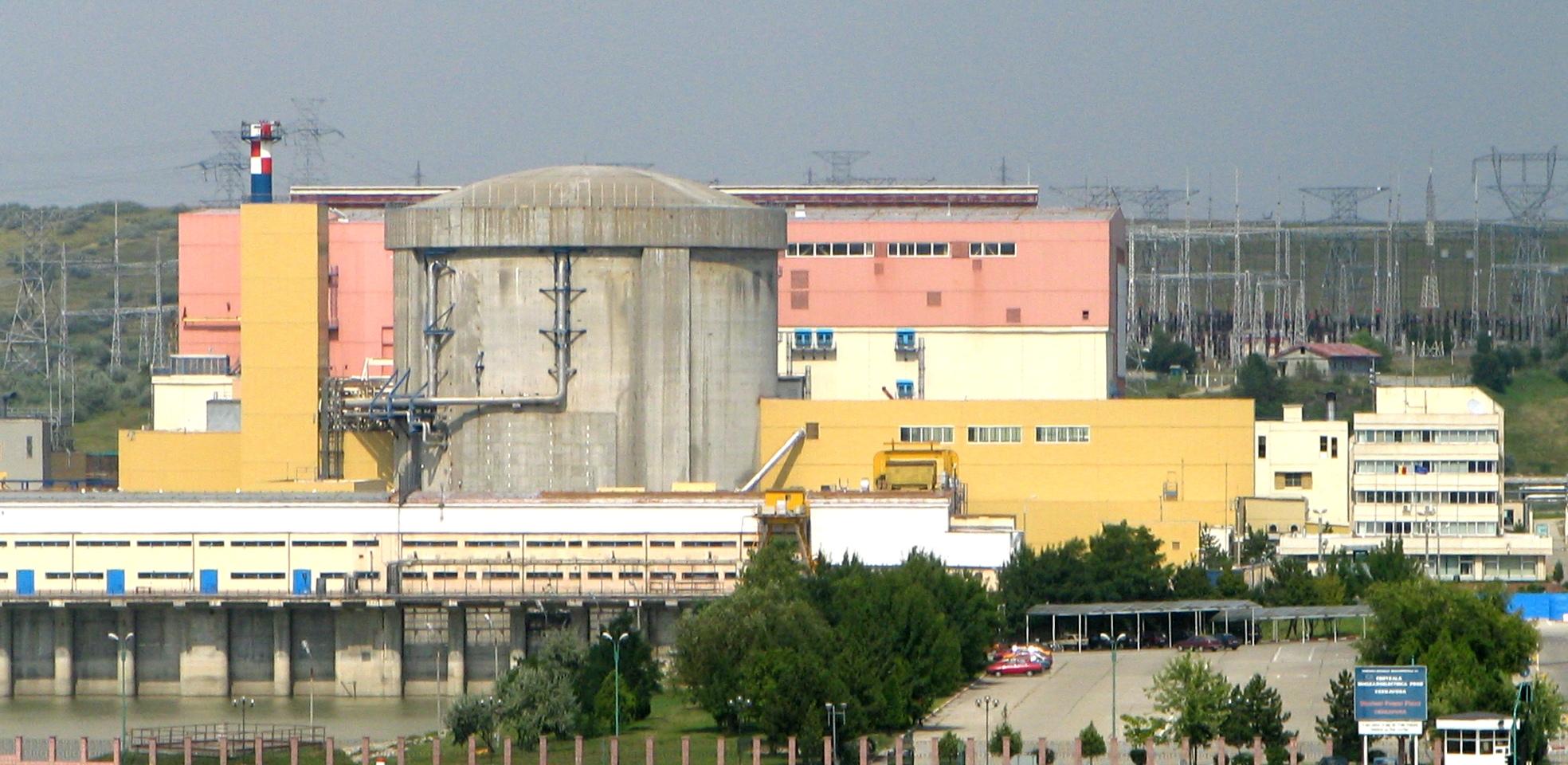 АЭС Чернаводэ
