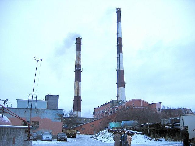 Мурманская ТЭЦ