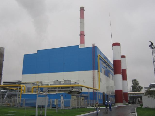 Воронежская ТЭЦ-2