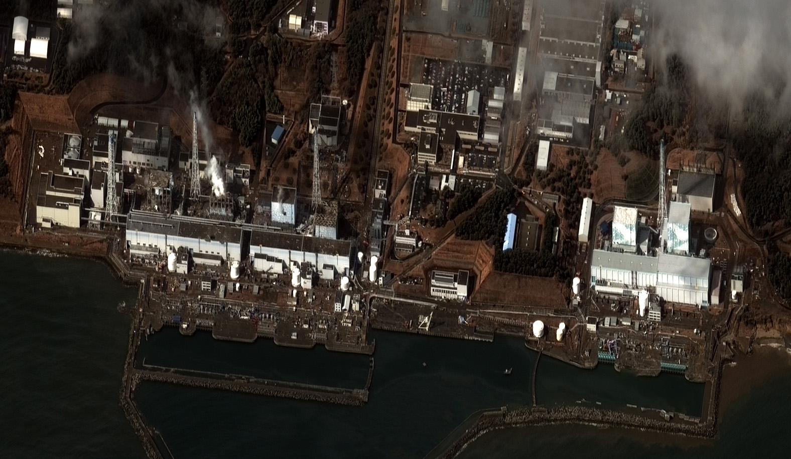 АЭС Фукусима