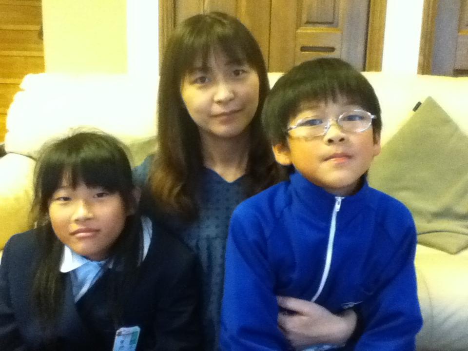Дети Фукусимы. Часть 2. Матери со своими детьми