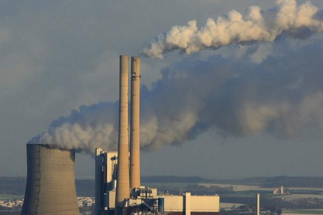 Загрязняющие выбросы