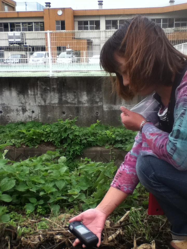 Дети Фукусимы. Часть 6. Заражённая земля