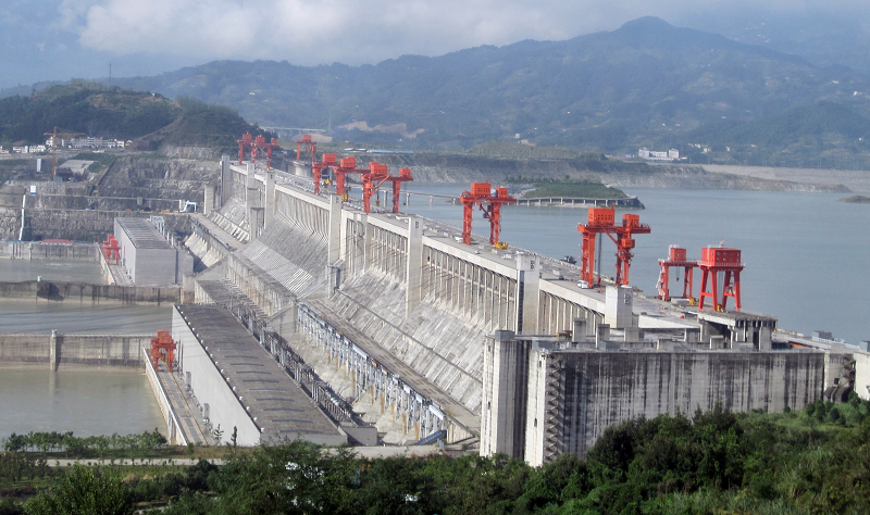 ГЭС в Китае