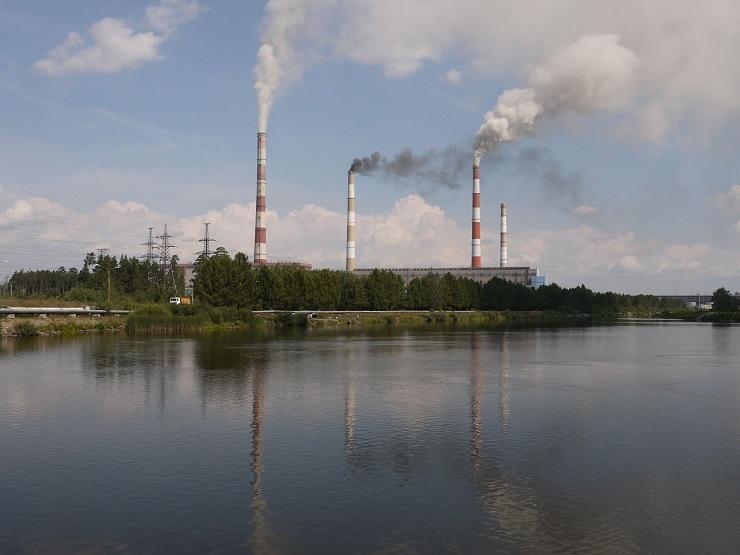 Охлаждающие пруды тепловых и атомных электростанций