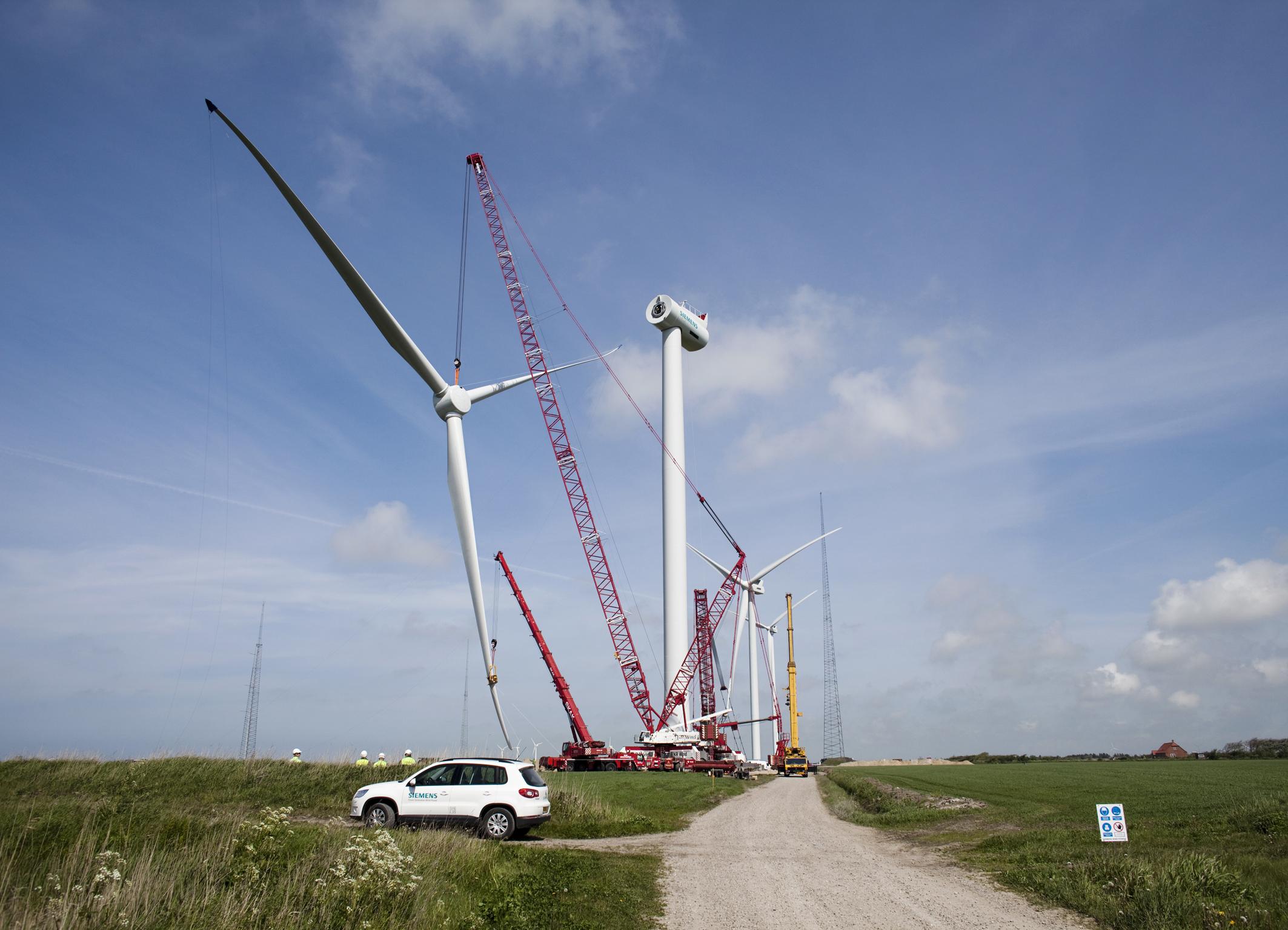 Ветрогенератор SWT-3.0-113