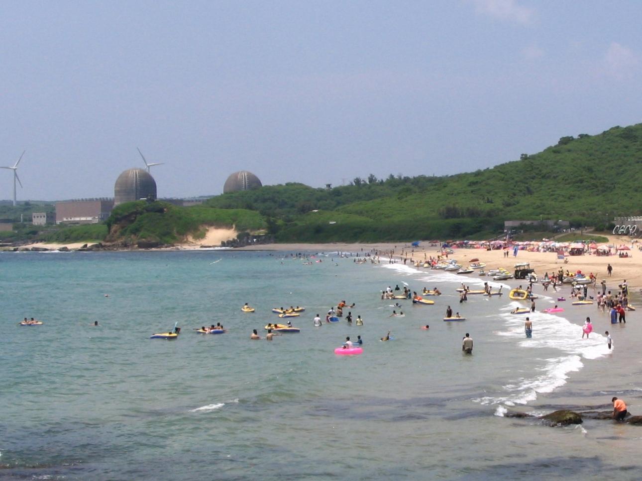 АЭС Мааншан в Тайване