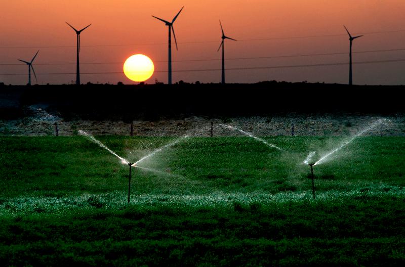 Ветряные турбины GE