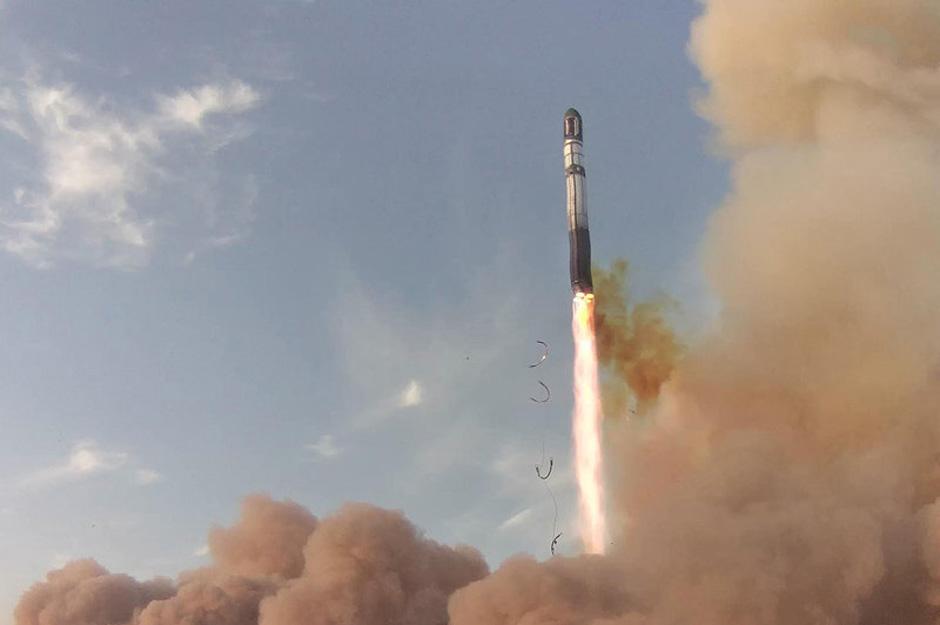 ракета-носитель Днепр
