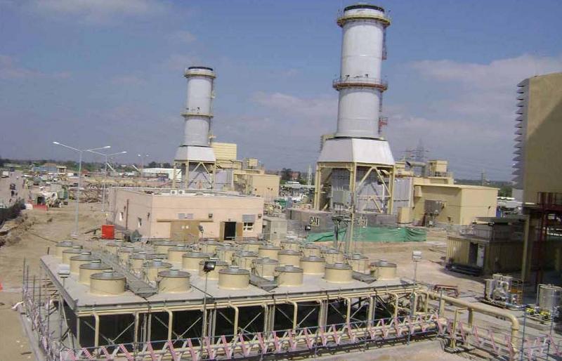 Электростанция в Египте