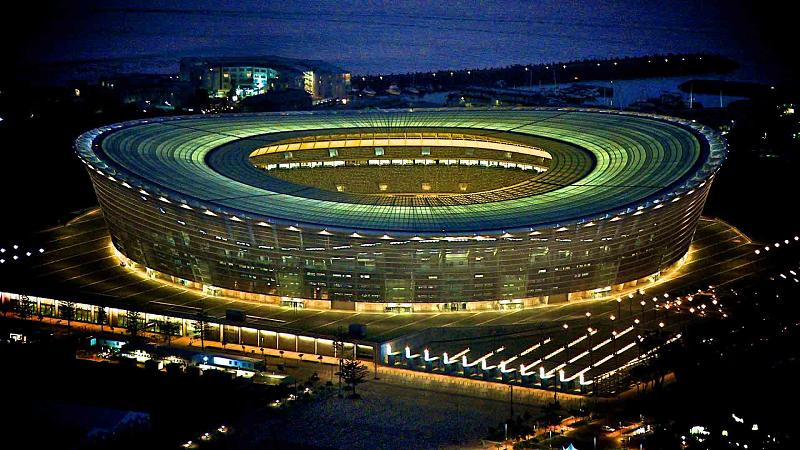 Стадион в Бразилии