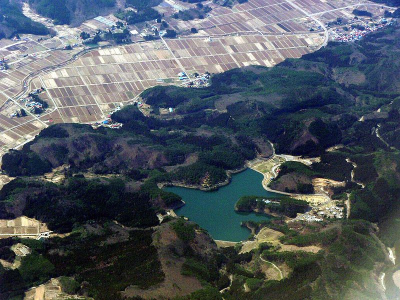 ГЭС в Фукусиме
