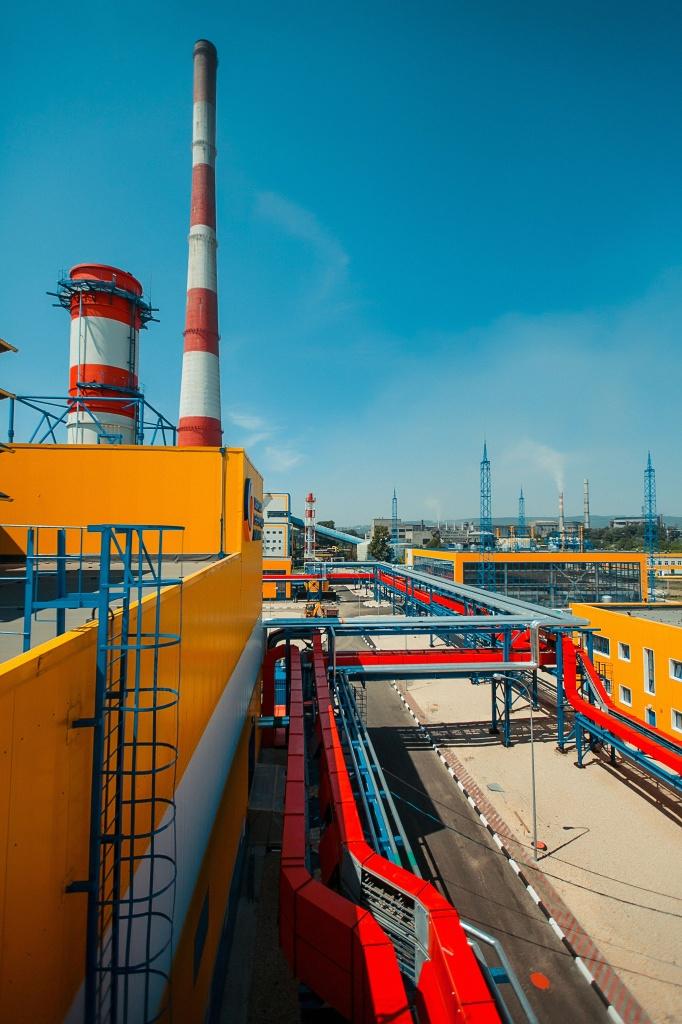 Новокузнецкая ГТЭС