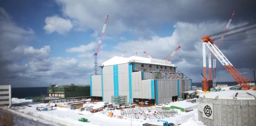 АЭС Ома в Японии
