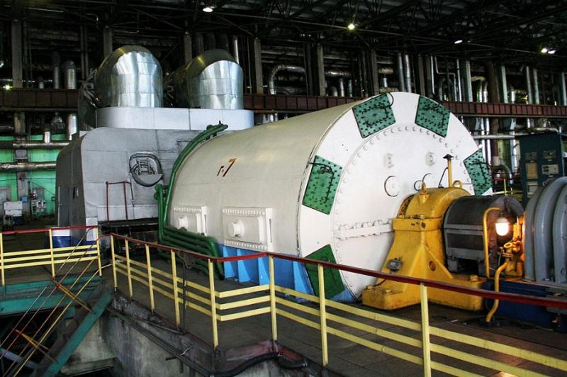 Тольяттинская ТЭЦ