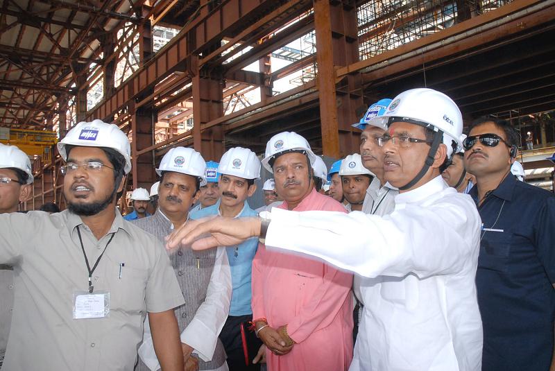 Угольная ТЭС Shree Singaji в Индии