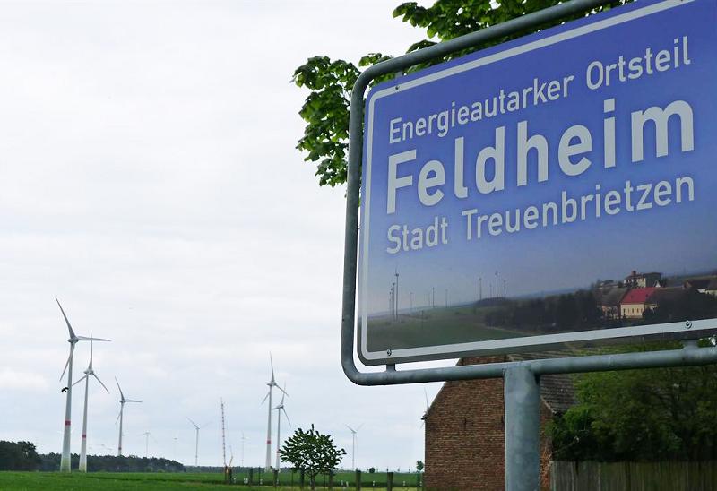 Деревня Фельдхайм
