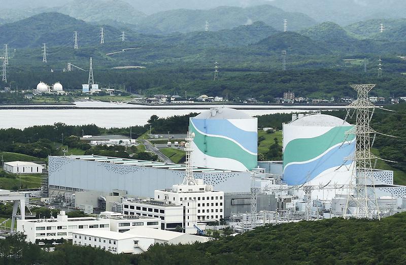 АЭС Сендай в Японии
