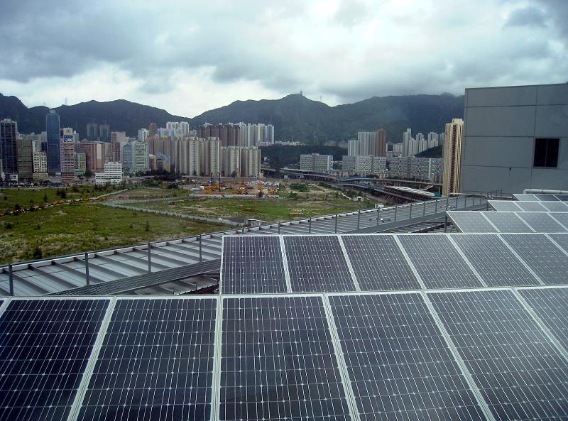 Строительство источников энергии без выбросов углерода в Китае