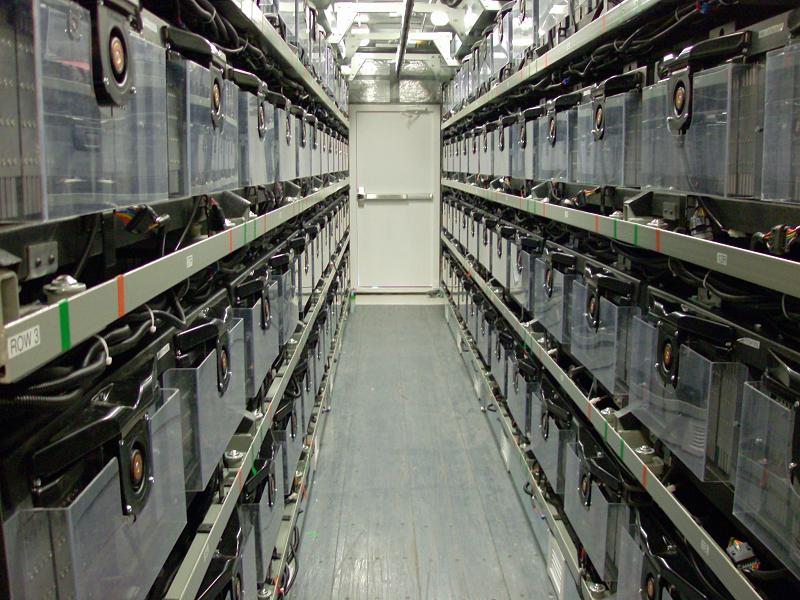 Система хранения электричества