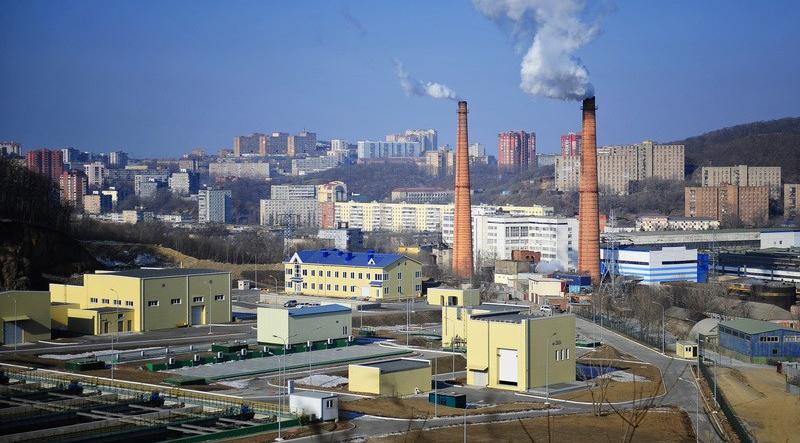 Котельная во Владивостоке