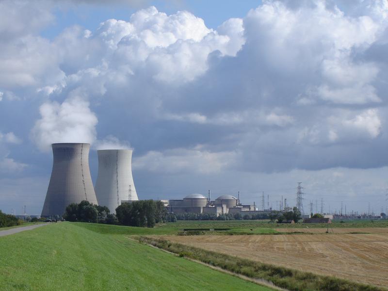 АЭС DOEL в Бельгии