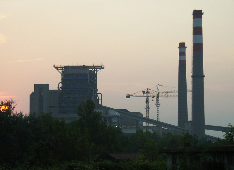 Электростанция в Сербии Костолац