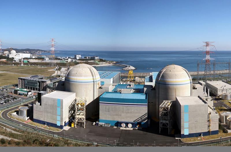 Атомная электростанция Barakah в ОАЭ
