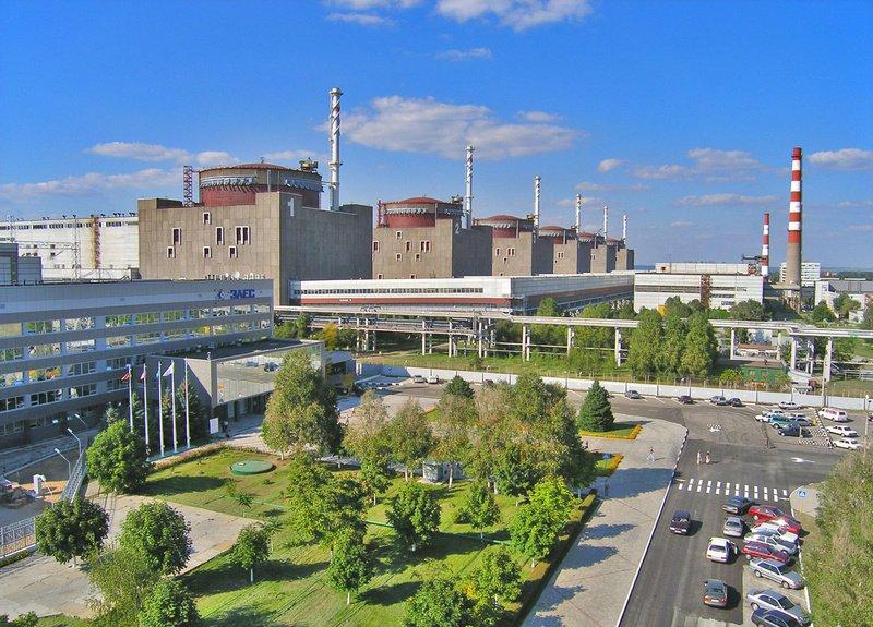 Запарожская АЭС