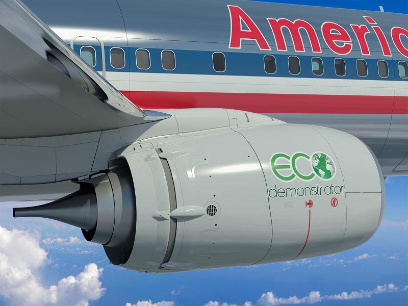 Boeing 787 ecoDemonstrator