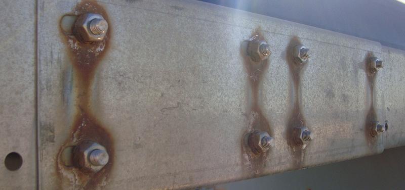 Коррозия под напряжением нержавеющей стали