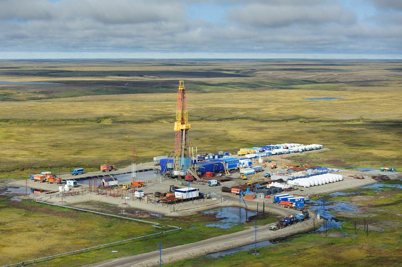 Новопортовское нефтегазоконденсатное месторождение