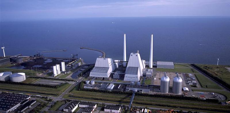 ТЭС Avedøre в Дании