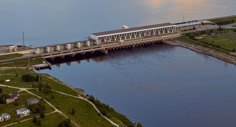 Рижская ГЭС
