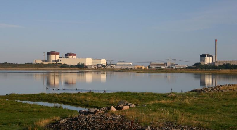 АЭС Ringhals в Швеции