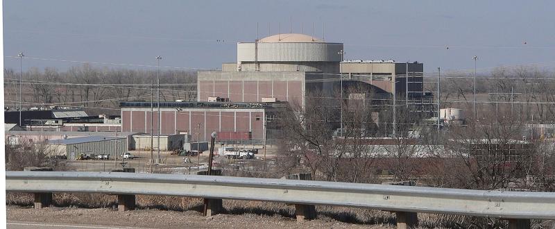 АЭС Форт Калхун в штате Небраска