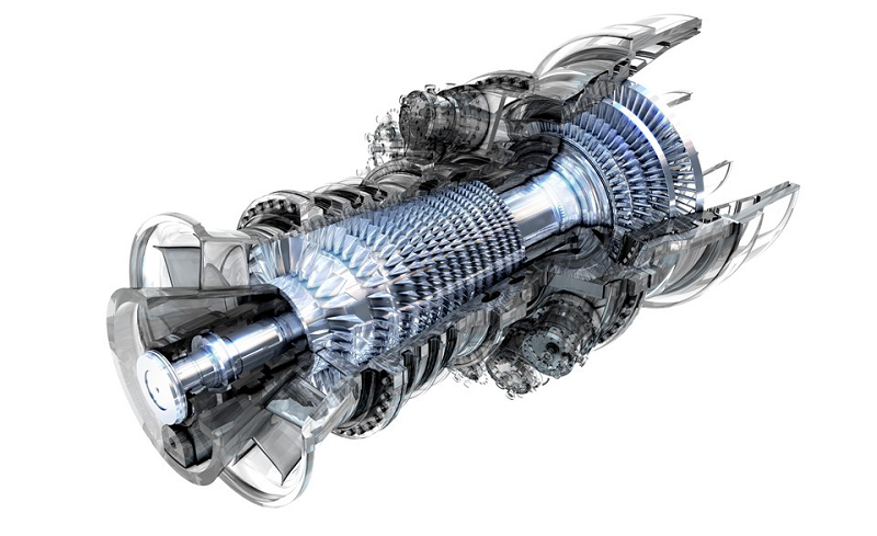 Газовая турбина LMS100-PA +