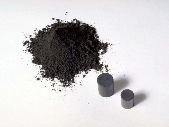 Порошок диоксида урана