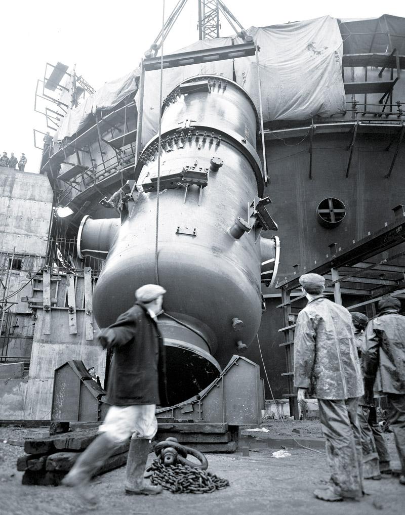Газоохлаждаемые ядерные реакторы
