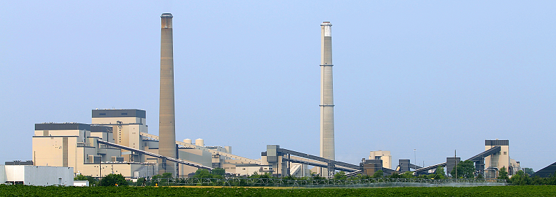 ТЭС Sherburne County Generating Plant в Миннесоте, США