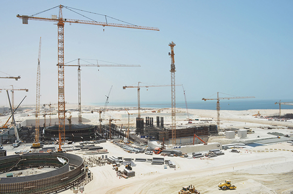 АЭС Barakah в ОАЭ