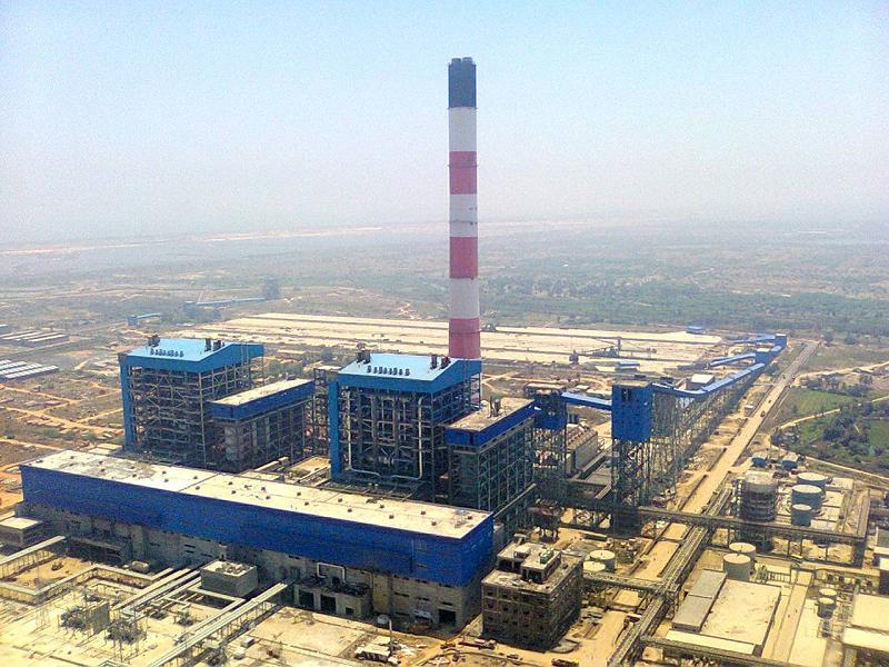 Индийская ТЭС North Chennai